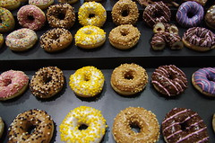 Sial 2018 (84) (jlfaurie) Tags: salon international alimentation sial 2018 octobre octubre october food show alimentacion france francia villepinte donuts patisserie pasteleria pastry drinks alimentaire