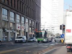 Bus Ubanway linea 60 per Largo Augusto (ales@nic) Tags: autobusatm milano pirelli
