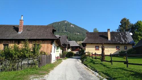 20180921-18 Vlkolínec » Village typique (XIV), UNESCO