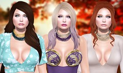Decoy Hair Fair 2018 (kirstentacular) Tags: arcade arte catwa cosmopolitan decoy hairfair kunglers maitreya pinkfuel