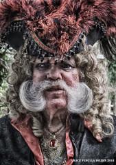 Admiral (Grace Pedulla Dillon) Tags: pirate piratesverobeachpiratefestival2018 fun reenactment garb costume cosplay