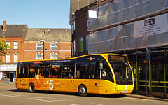 Trent Barton 803 (SRB Photography Edinburgh) Tags: trent barton buses bus transport long eaton uk