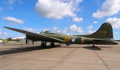 B17 Sally B (Keith Coldron) Tags: airplane aeroplane aircraft fortress boeing