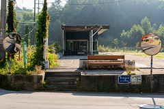 Old bus station (Tachial) Tags: fe carlzeiss lce7rm3 sony bus fullframe sel55f18z busstation a7r3 55mm 구로구 서울특별시 대한민국 kr