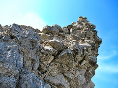 2018 - Ariege_20180917_0230 (Hanzlers Warped Visions) Tags: lavoiedesperestranquilles ariege france climbing rockclimbing rock rocky adventure outdoors outside ipswichmountaineeringclub ipswichmc ipswichimc summitviews top lechâteaudecalamès comtédefoix occitanie