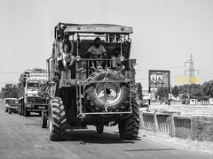 Punjab, India (Motoroil Photography) Tags: 2016 india motoroilphotography punjab to416 transport travel moga agriculture farming harvester tata truck tourism touristattraction tourist tofouronesix to416original
