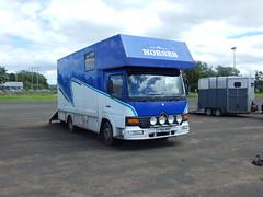T755 RSF (Jonny1312) Tags: ballymena horsebox mercedes atego mercedesatego lorry truck