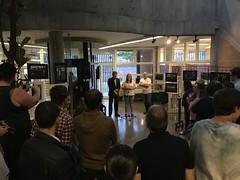 Inaugurada l'exposició fotogràfica sobre el Nàstic Genuine