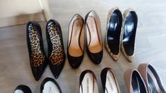 DSC_0475 (grandmacaon) Tags: highheels hautstalons toescleavage talonsaiguille lowcut lowcutshoes sexyheels stilettos