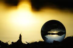RU_201809_Sunset_010.jpg (boleroplus) Tags: coucherdesoleil lac lensball paysage horizontal contrejour reflet augsburg bayern germany de