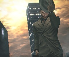 In the Air (Israudr) Tags: deadwool secondlifephotographers secondlife style formidability formal man city anaposes nxnardcotix
