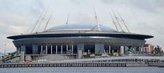 Stade Krestovski (RarOiseau) Tags: stade russie saintpétersbourg architecture