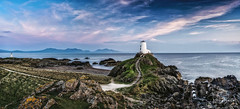 Anglesey Sunset 2 (petebristo) Tags: anglesey wales seascape llanddwynlighthouse lighthouse