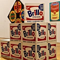 Brillo Box (1964-1968) - Andy Warhol (1928-1987) (pedrosimoes7) Tags: andywarhol belem berardocollection centroculturaldebelem lisbon portugal silkscreenprintmakingtechniques popism popart 15minutesoffame ✩ecoledesbeauxarts✩ artgalleryandmuseums masterpiecemansion