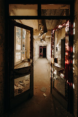 Oberstufenzentrum Eberswalde (dbbrg) Tags: brandenburg herbst industrial insturie lostplace lostplaces rotten rottenplaces ruine ruins verlasseneorte verlassenerort verlasszination