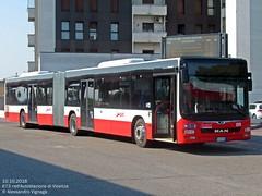 NEW! | MAN A40 Lion's City GL | SVT 673 (AlebusITALIA) Tags: autobus bus tram trasportipubblici trasporti tpl transportation torpedone publictransport mobilità aimmobilità aimvicenza vicenza vehicle veicolo autobuses otobus corriera coach pullman svtvicenza ftv ferrovietramvievicentine newbus nuovobus neuebusse nuevosautobuses manlionscity gelenkbus autosnodato bendybus articulatedbus busarticolato busarticulado busarticulé manbus