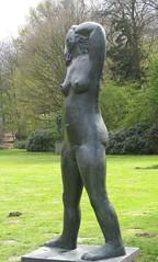 Constant Permeke - Marie-Lou – 1935 (Eddy VDB) Tags: belgië belgium antwerp antwerpen middelheimmuseum constantpermeke marielou 1935 art kunstwerk latemseschool beeldhouwwerk sculpture belgisch belgian expressionisme expressionism