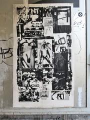 / Veldstraat - 14 okt 2018 (Ferdinand 'Ferre' Feys) Tags: gent ghent gand belgium belgique belgië streetart artdelarue graffitiart graffiti graff urbanart urbanarte arteurbano ferdinandfeys pasteup wheatpaste
