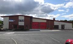 West Yorkshire Fire & Rescue Service (Ossett) (ferryjammy) Tags: fire ossett wholetime westyorkshire