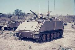 M113 apc 3rd Cavalry Regiment (Jerzy Krzemiński) Tags: m113 apc cavalry regiment australian vietnam