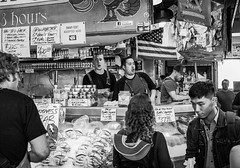 Pike Place Market (Mr_Andre) Tags: 2018 seattle wa washington fish fishf pikeplace pikeplacefish pikeplacemarket seafood unitedstates us