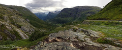 Geiranger - Norway (Melvin Debono) Tags: grass mountain sky landscape nature melvin debono photography canon 7d travel geiranger is small tourist village sunnmøre region møre og romsdal county western part norway it lies stranda head storfjorden large geirangerfjorden which branch panorama pano djupvasshytta moreogromsdal