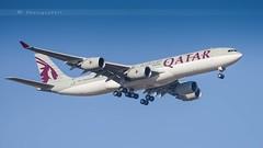QATAR AMIRI FLIGHT A340-541 (lavierphilippephotographie) Tags: qatar airbus irbusindustries airbusindustries a340 a340541 musheireb a7hhj cdg roissy aeroport roissycharlesdegaulle plane airplane aircraft longhaul longcourrier avgeek spotter spotting planespotting
