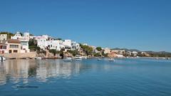 PORTO COLLOM (john smitherman-http://canaviaaviationphotography.) Tags: majorca mallorca spain portocollom balearicislands island water sea seascape ocean mediterranean tourist canon 1dmk4