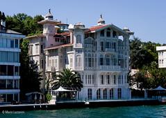 08082011-IMGP0902 (Mario Lazzarini.) Tags: bosforo ottomano istanbul turchia turkey case villa sontuosa acqua sea architettura historic old