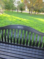 IMG_0904 (belight7) Tags: bench park memorial tejas patel