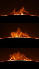 Prominence Evolution (plndrw) Tags: sun solar televue televue25xbarlow prominence evolution zwo ha hydrogenalpha