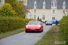 20181007 - Porsche 911 Carrera S - N(2660) - CARS AND COFFEE CENTRE - Chateau de Longue Plaine (laurent lhermet) Tags: carreras carrera chateaudelongueplaine domainedelongueplaine nikkor18105 nikond5500 porsche911carrera porsche porsche911 nikon