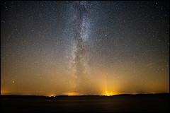 _DSC3674 (pettak) Tags: sweden sverige stockholm sthlm sky night natt nature water milkyway milky vintergatan stars stjärnor ekerö