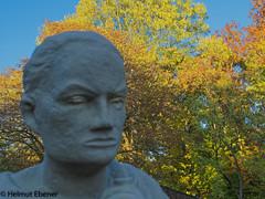 BS, Kunst im Schulgarten Dowesee (bleibend) Tags: 2018 em5 leicadgsummilux25mmf14 omd braunschweig bs dowesee kulturgut kunst m43 mft niedersachsen olympus olympusem5 olympusomd park