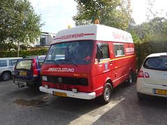 VOLKSWAGEN LT 35  KH-167-T 1992 / 2016 Meppel (willemalink) Tags: volkswagen lt 35 kh167t 1992 2016 meppel