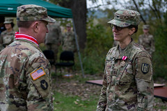 181013-A-PC761-1055 (416thTEC) Tags: 372nd 372ndenbde 397th 397thenbn 416th 416thtec 863rd 863rdenbn army armyreserve engineers fortsnelling hhc mgschanely minneapolis minnesota soldier usarmyreserve usarc battalion brigde command commander commanding historic