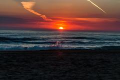 Amanecer en Oliva (hectorn89) Tags: oliva amanecer mar playa sol mediterráneo valencia