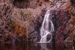 Frozen Time (Crofter's) Tags: water waterfall coldweather cold coldwater autumn colors autumncolors reflects remote remotecontrol tripod longexposure watertrails october october2018 forestofoctober opeth rocks nature intothewild walk winteriscoming white deepwhite angelshair landscape mysteriousland magicalforest sony sonyalpha sonya77ii sonyalpha77ii sony1650 sony1650mm ndfilter crofterspictures