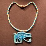 King Tutankhamun's tomb goods: amulet_AADSC_0992 thumbnail