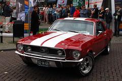 1968 Ford Mustang 4.7 V8 (rvandermaar) Tags: 1968 ford mustang 47 v8 fordmustang sidecode1 import dz1469 rvdm