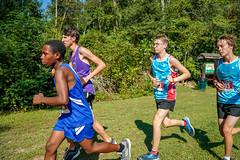 FLO05966 (chap6886@bellsouth.net) Tags: running run race girls boys team trees lake athletes action athletics america xc 5k highmiddleschool highschool