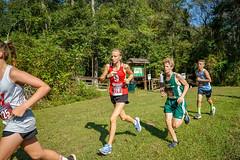 FLO05952 (chap6886@bellsouth.net) Tags: running run race girls boys team trees lake athletes action athletics america xc 5k highmiddleschool highschool
