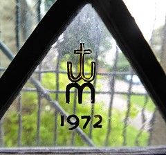 Swanage - St Mary's Parish Church (Glass Angel) Tags: stainedglasswindows stainedglass swanage stmarythevirgin church wippellmowbray stmarysparishchurch dorset uk