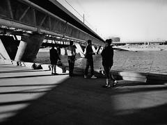 tempe PB027657 (m.r. nelson) Tags: tempe arizona az america southwest usa mrnelson marknelson markinaz streetphotography urban urbanlandscape artphotography documentaryphotography blackwhite bw monochrome blackandwhite grainy highcontrast noiretblanc