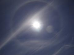 DSC05001 Halo Solar Ou Halo (fenómeno óptico) (familiapratta) Tags: sony dschx100v hx100v iso100 natureza sol céu nature sun sky