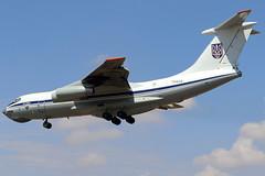 78820_03 (GH@BHD) Tags: ur78820 78820 ilyushin il76 il76md candid ukrainianairforce riat2018 raffairford riat royalinternationalairtattoo fairford cargo freighter airlifter transporter transport military aircraft aviation