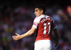 Arsenal FC v Watford FC - Premier League (Stuart MacFarlane) Tags: sport soccer clubsoccer london england unitedkingdom gbr