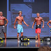 Grandmasters Men's Physique - 4th Lennie Sobo, 2nd Larry Wilson, 1st Trevor Foreman, 3rd Bobby Clapp