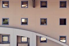 Auto-portrait (Isa-belle33) Tags: architecture devanture façade windows fenêtre wall mur fujifilm reflet reflection bordeaux