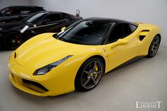 20180718 - Mulhouse - Modena Motors - Ferrari 488 GTB - S(1500) (Lhermet Photographie) Tags: ferrari ferrari488gtb mulhouse sel18105f4 sonya6000 modenamotors sony sonyilce6000